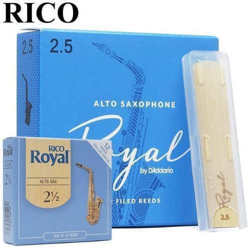 Unidad Caña Saxo Alto Mib 2.5 Rico Royal