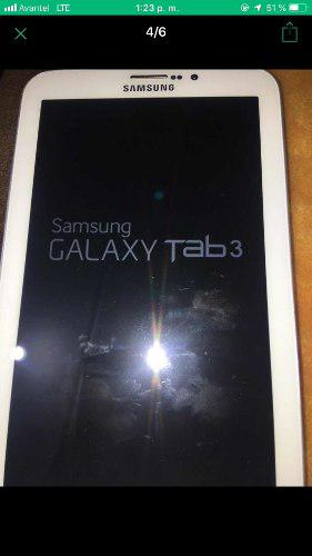 Vendo tablet samsung galaxi tab 3 con sim