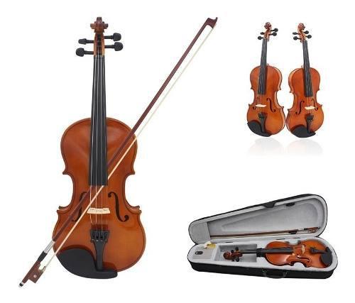 Violin Estudio 4/4 * 3/4 * 1/2 * 1/4 * 1/8 * 1/16