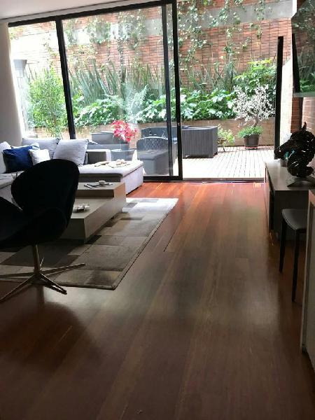 Apartamento en el nogal rosales duplex