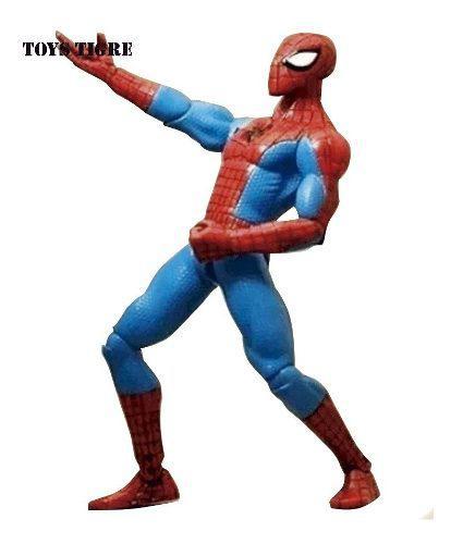 Figura venom o spiderman marvel juguete hombre araña villan