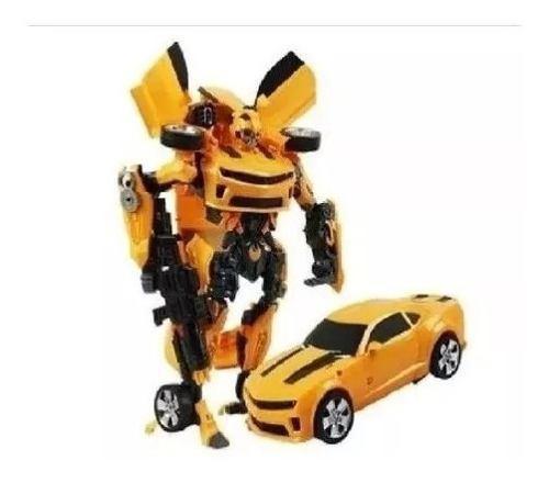 Transformers bumblebee carro juguete niños