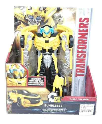 Transformers Bumblebee Juguete Entretenimiento 22x15cm