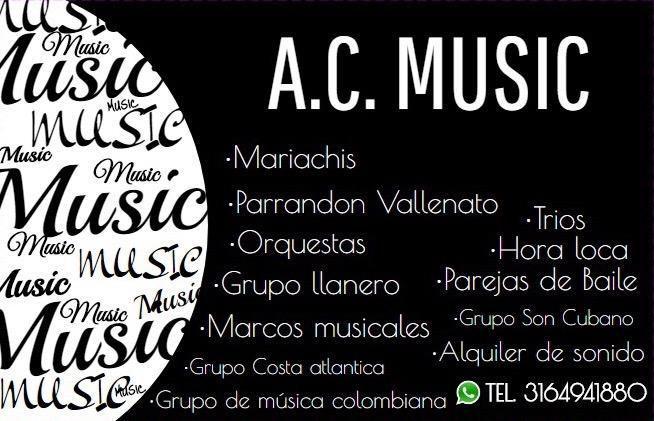 Grupos musicales