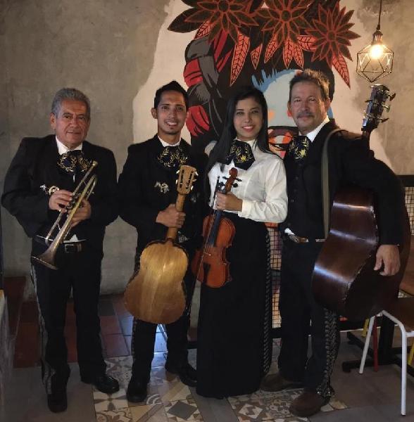 Mariachi bello mexico