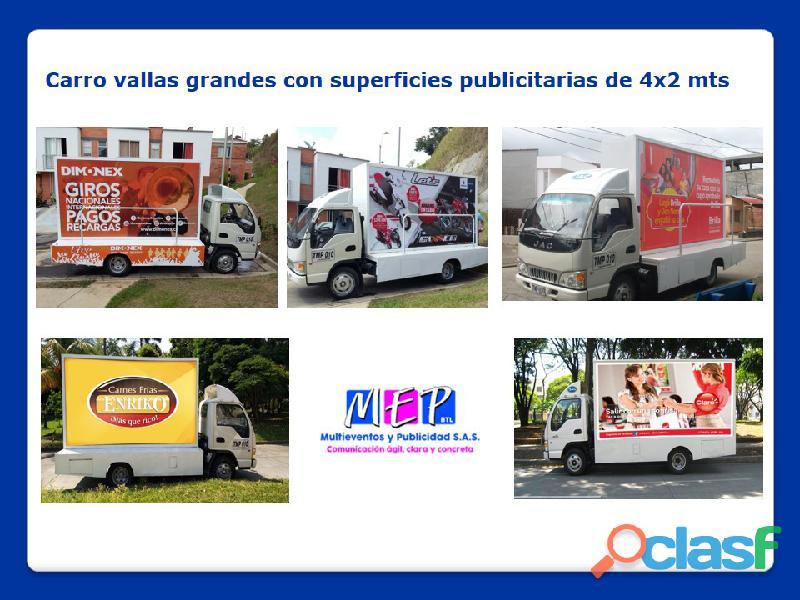 Equipos de soportes para la realización de eventos en la costa caribe 2