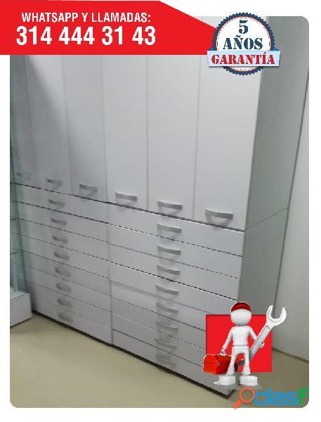 estanterias metalicas clinicas usadas 1