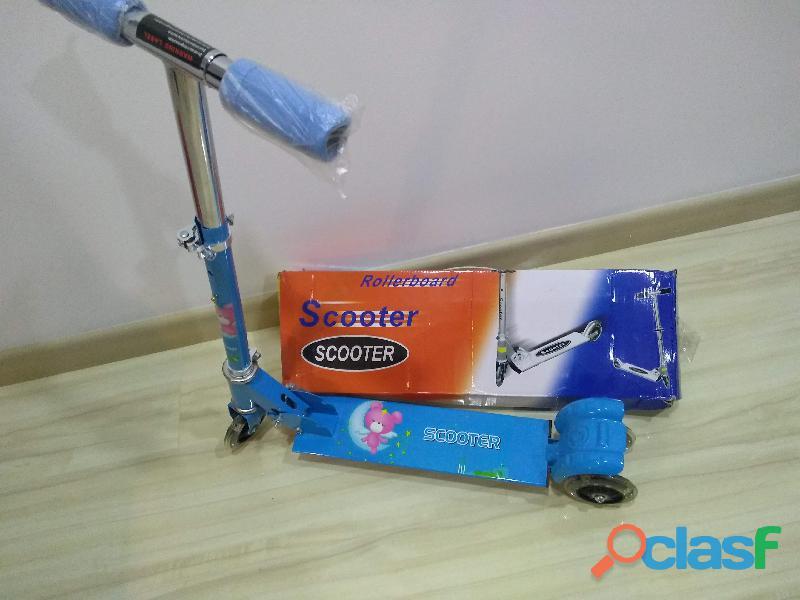 Patineta Monopatin Scooter 1