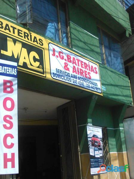 BATERÍAS Y AIRES S.A.S / 3204425877