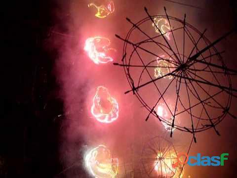 Fabricantes y proveedores de Fuegos artificiales Colombia