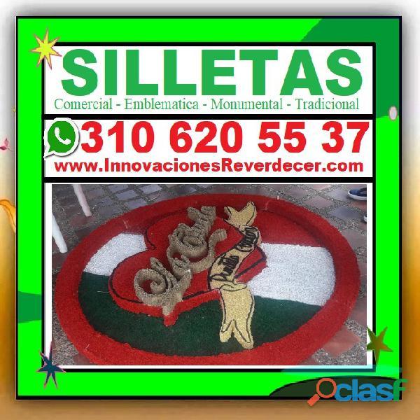 ⭐ SILLETAS MEDELLIN, Silleta, Feria De Las Flores, Desfile De Silleteros, Silleta Comercial, Emblema 9