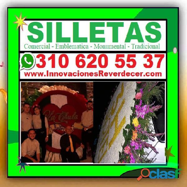 ⭐ SILLETAS MEDELLIN, Silleta, Feria De Las Flores, Desfile De Silleteros, Silleta Comercial, Emblema 1