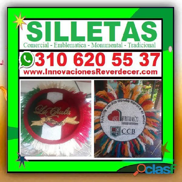 ⭐ SILLETAS MEDELLIN, Silleta, Feria De Las Flores, Desfile De Silleteros, Silleta Comercial, Emblema 2