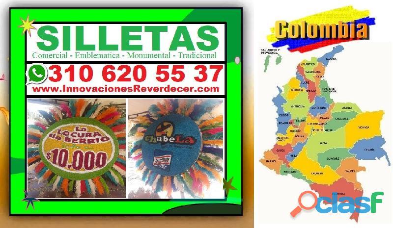 ⭐ SILLETAS MEDELLIN, Silleta, Feria De Las Flores, Desfile De Silleteros, Silleta Comercial, Emblema 5