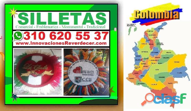 ⭐ SILLETAS MEDELLIN, Silleta, Feria De Las Flores, Desfile De Silleteros, Silleta Comercial, Emblema 6