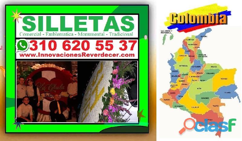 ⭐ SILLETAS MEDELLIN, Silleta, Feria De Las Flores, Desfile De Silleteros, Silleta Comercial, Emblema 7