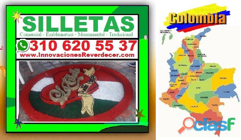 ⭐ SILLETAS MEDELLIN, Silleta, Feria De Las Flores, Desfile De Silleteros, Silleta Comercial, Emblema 8