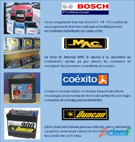 VENTA DE Baterías a domicilio 24 Horas / Bogotá 1