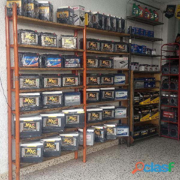 VENTA DE Baterías a domicilio 24 Horas / Bogotá 4