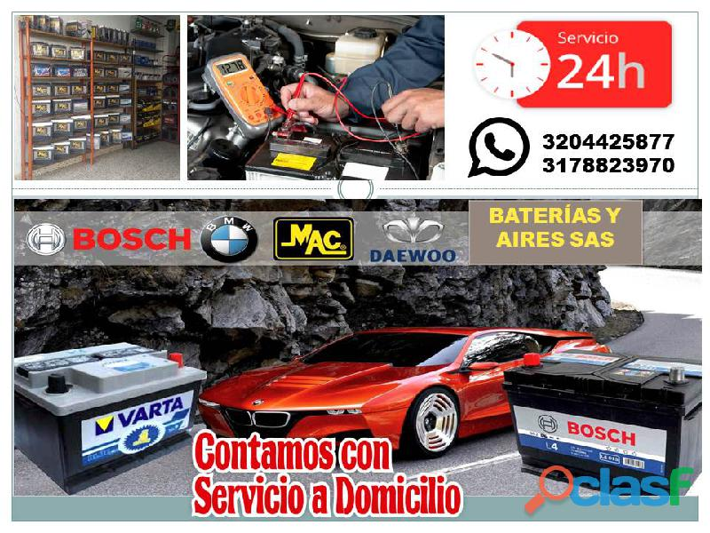VENTA DE Baterías a domicilio 24 Horas / Bogotá 8