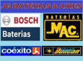 VENTA DE Baterías a domicilio 24 Horas / Bogotá 10