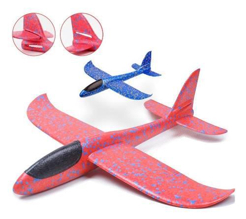 Aviones de espuma en modo de vuelo para niños, juguet...
