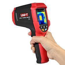 Cámara termográfica infrarroja uti80