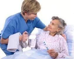 Cuidado de pacientes horario nocturno-fines de semana