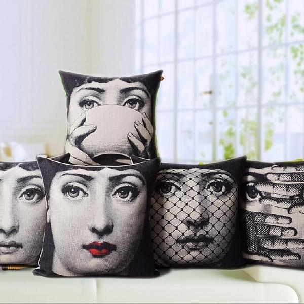 Cojines y almohadas personalizadas