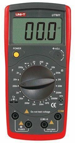 Medidores de inductancia y capacitancia ut601