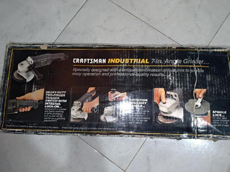 Pulidora industrial craftsman americanas
