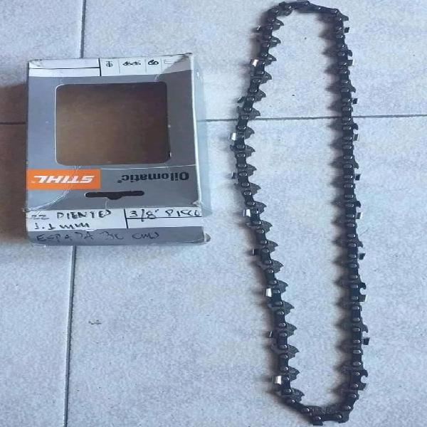 Se vende cadena de extencion stihl corta