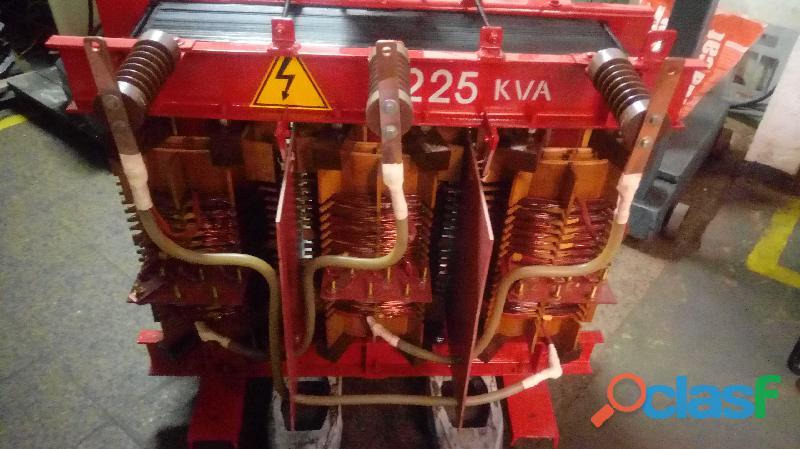 Transformador electrico 225kva