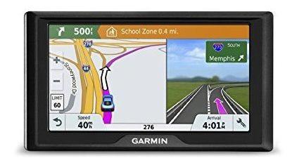 Garmin Drive 51 Usacan Sistema De Navegador Gps Lmts Con Lif