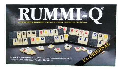 Juego de mesa rummi-q caja original
