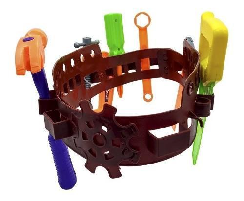Juego herramientas didáctico para niños + 8 piezas rf 2