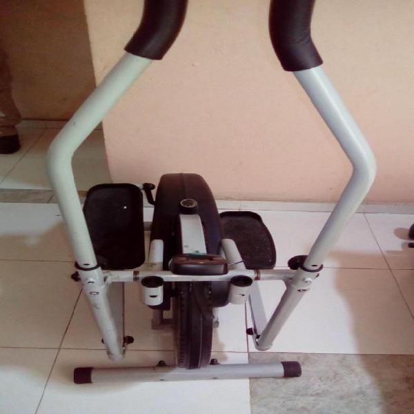 Maquina elíptica evolución fitness