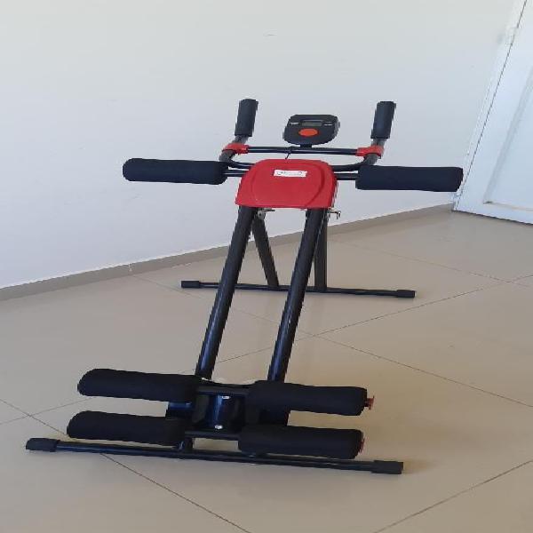 Maquina ab vertical abdominales