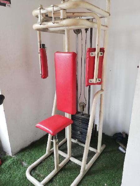 Maquina para gimnasio
