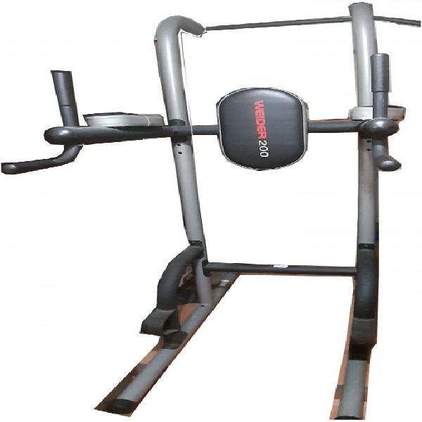 Multifuncional - torre de ejercicios - weider 200 power