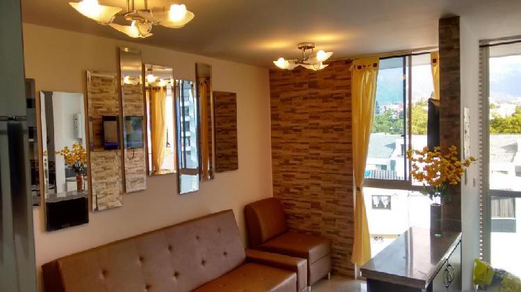 Se rentan cómodos apartamentos amoblados en armenia