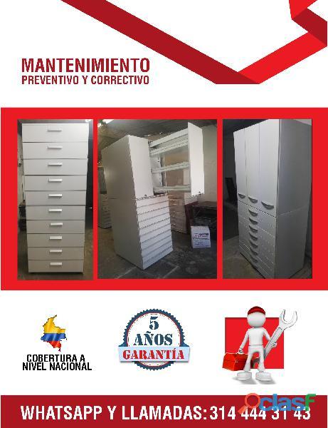 fabricacion de mobiliario copidrogas colombia