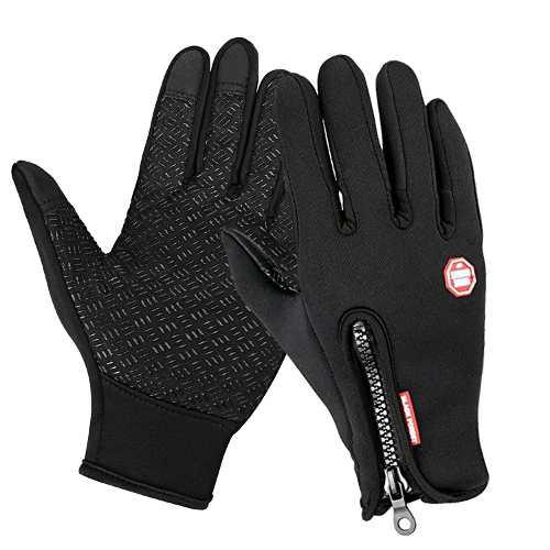 guantes De Ciclismo, Pantalla Táctil Resistente Al Agu...