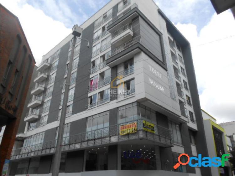Apartamento para venta y alquiler en el centro