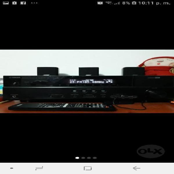 Amplificador yamaha rx v375, perfecto es