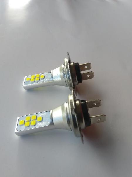 Bombillo led moto h7 farola pulsar 220