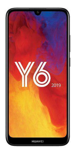 Celular Huawei Y6 2019 Negro Nuevo