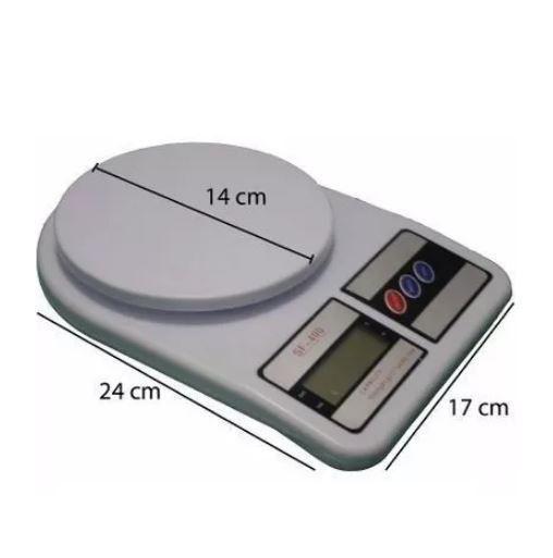 Gramera balanza 10k pesa bascula digital