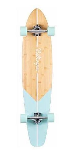Retrospec Zed Longboard Skateboard Cruiser Completo