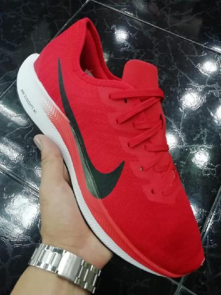 Zapatillas nike zoom x rojo original
